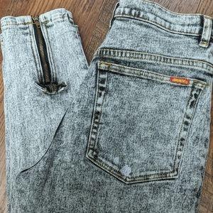 Vintage Jordache Acid Wash Jeans